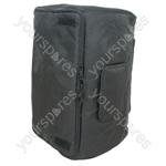 """Carrying case for 8"""" moulded cabinet speaker"""