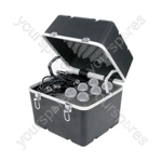 ABS MICROPHONE FLIGHT CASE