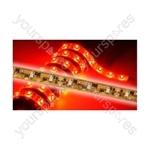 LOW PROFILE SINGLE COLOUR LED TAPE 5.0m REEL
