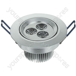 YB12W LED ceiling light 12W warm white