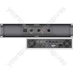 P-SERIES STEREO + SUB POWER AMPLIFIERS