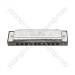 BLUES TEN HARMONICA