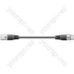 DMX Lighting cable 10m