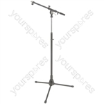 SPRING-ADJUSTABLE MICROPHONE BOOM STAND