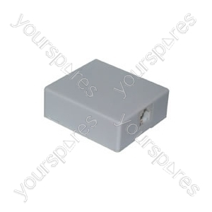 US24 Modular socket, 6P4C female - blister