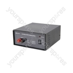 (EU version) Switch-mode 30A 13.8V bench top power supply