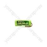 GP® Racing Car NiMH Battery Pack, TC206, 7.2V, 3900mAh, 1pc/pack.