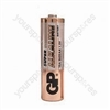 Alkaline batteries, AAA, 1.5V, packed 8/blister.