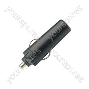 WE1839 Car lighter plug unfused, standard