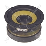 "5.25"" Woofer with Kevlar cone"
