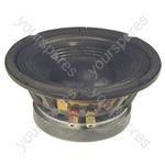 "HiFi woofer, aluminium frame, kapton voice coil - 38cm (15""), 300Wrms"